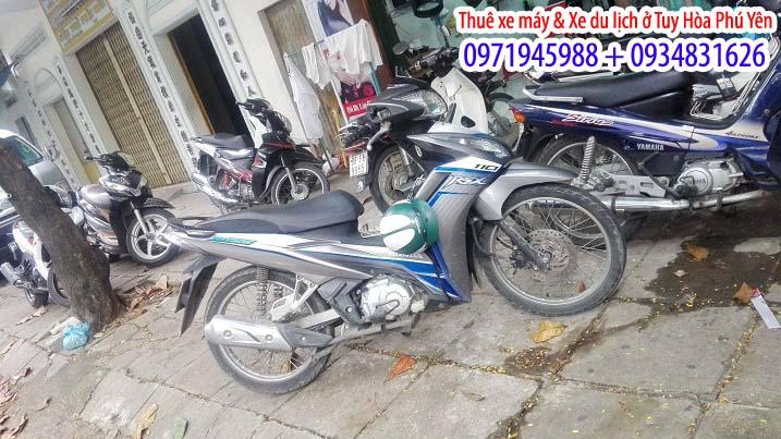 Cho Thuê Xe Máy Ở Tại Tuy Hòa Phú Yên 11