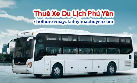 Dịch vụ cho thuê xe du lịch Phú Yên đầy đủ tiện nghi
