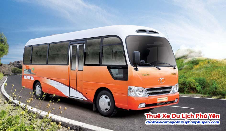 Dịch vụ cho thuê xe du lịch Phú Yên niềm vui trên mọi nẻo đường