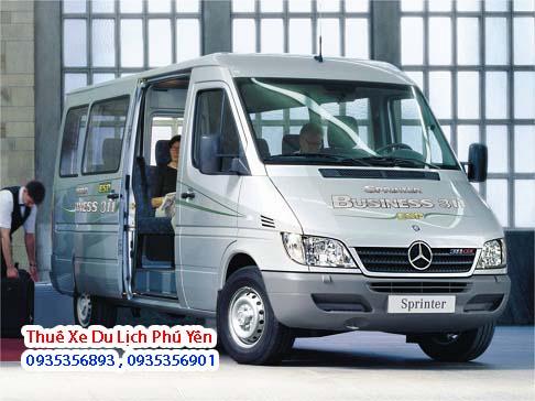 Thuê xe du lịch Phú Yên mang đến sự thoải mái cho khách hàng