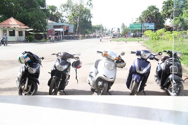 Cho thuê xe máy Tuy Hòa Phú Yên 1