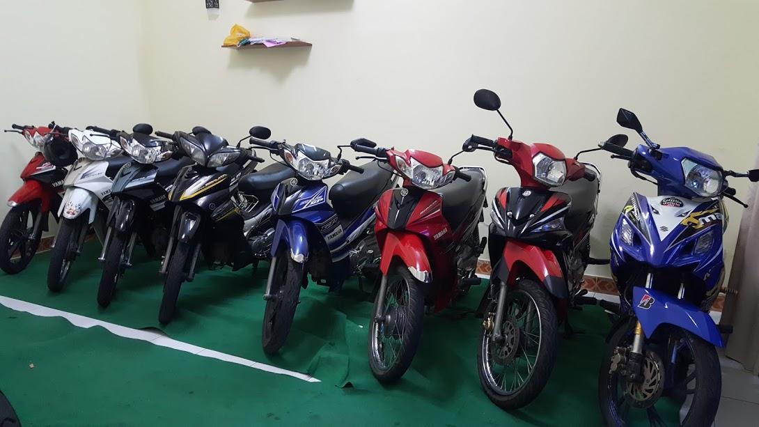 Cho thuê xe máy Tuy Hòa Phú Yên 2