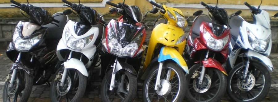 dịch vụ cho thuê xe máy tại Tuy Hòa 3