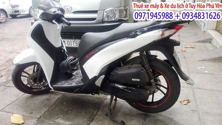 Dịch vụ thuê xe máy ở Phú Yên 5