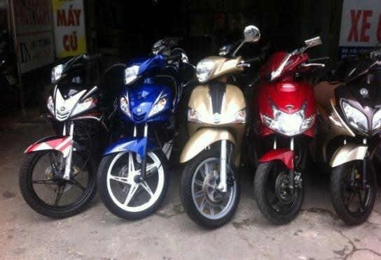 Thuê xe máy giá rẻ Phú Yên 1