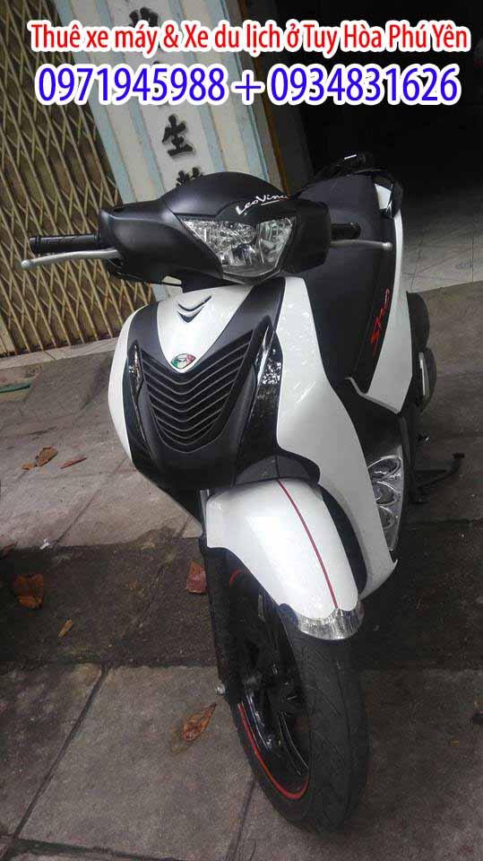 Thuê xe máy giá rẻ Phú Yên 6