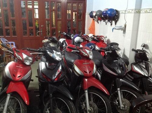 Dịch vụ cho thuê xe máy Tuy Hòa Phú Yên